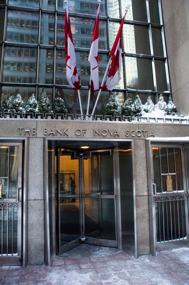 bank-of-nova-scotia-flags