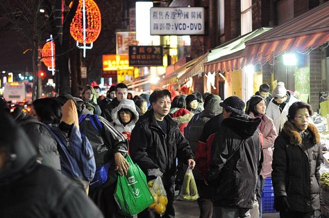 Chinatown toronto-dec-29