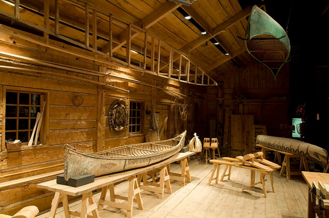 canoe-workshop