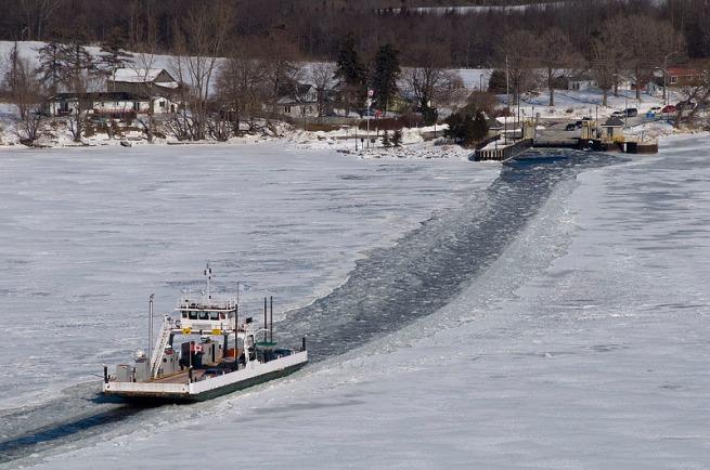 glenora-ferry