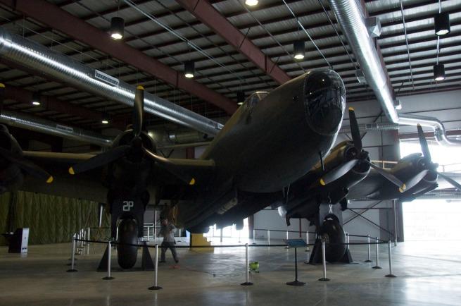 halifax-plane