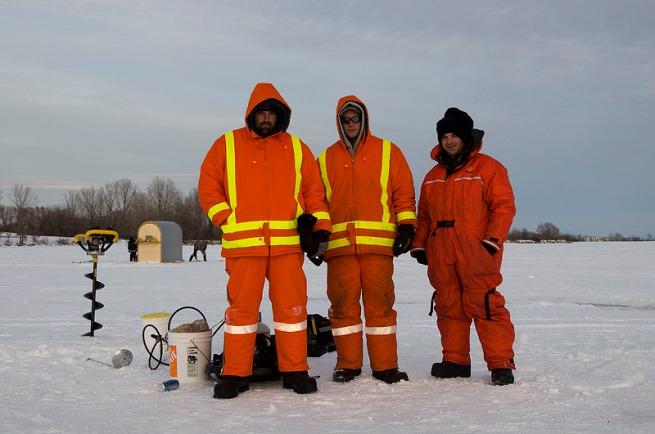 ice-fishermen