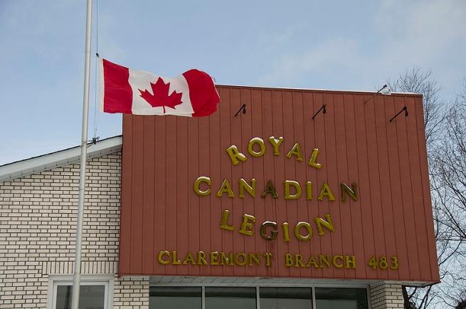 royal-canadian-legion-with-canadian-flag