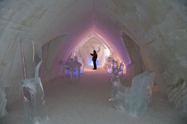 ice-hallway