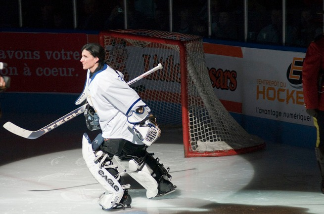 manon-rheaume-goalie-pee-wee-50th3