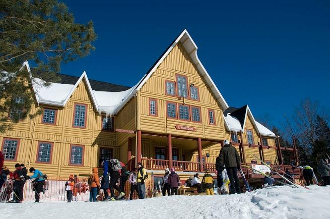 ski-lodge