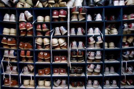 Bowling Shoes? Really? | AARON HILL'S NOTEBOOK