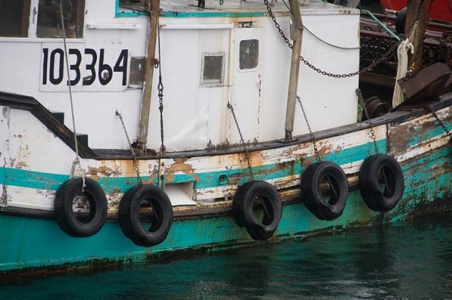bumper-boat