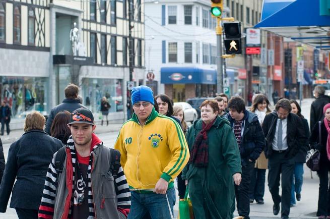 crowd-on-street