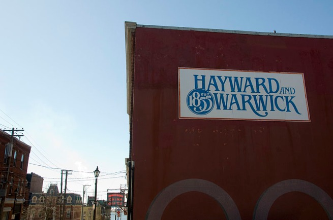 hayward-and-warwick-sign
