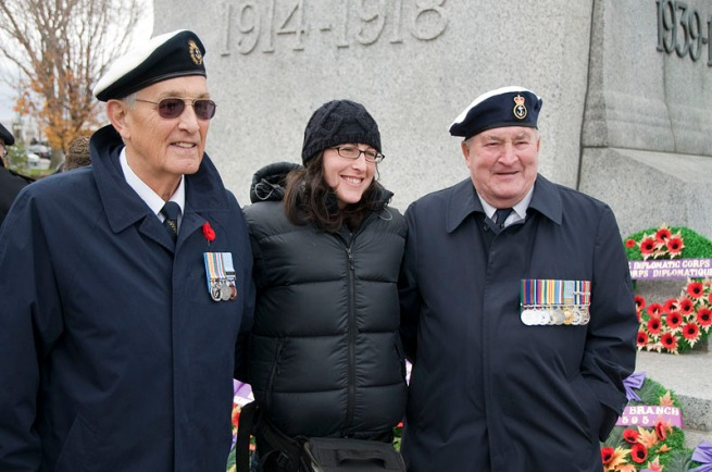 heide-with-vets