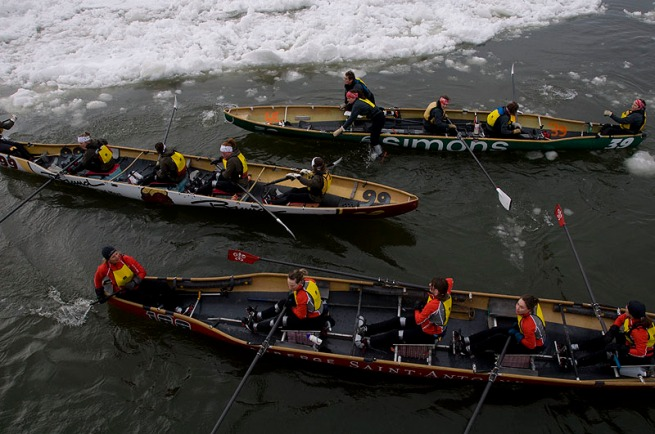 ice-canoes