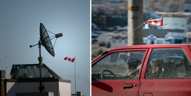 st-john-canadian-flag