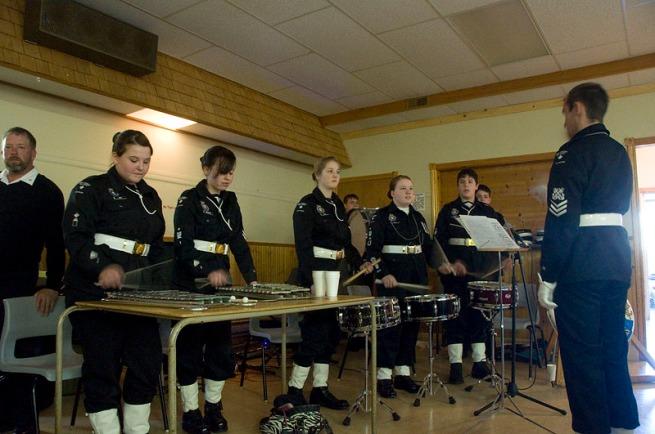 cadet-band