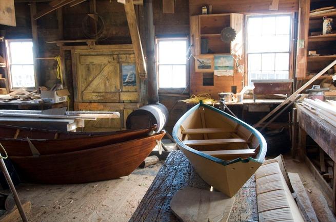 dory-boats