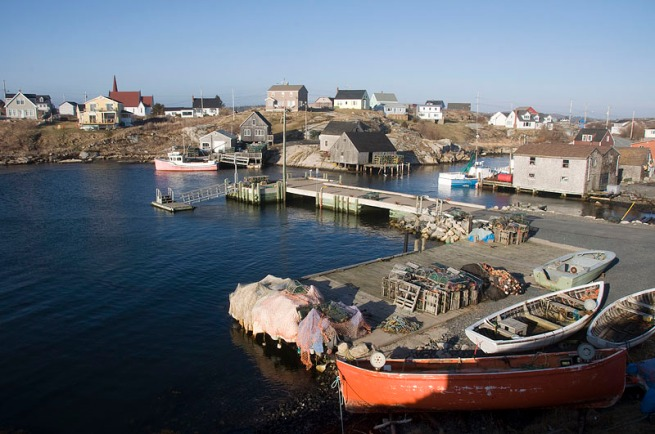downtown-peggys-cove