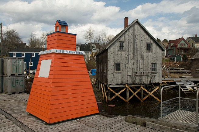 orange-lighthouse-lunenburg