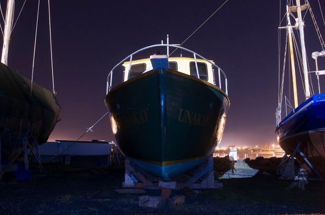 boat yard sydney