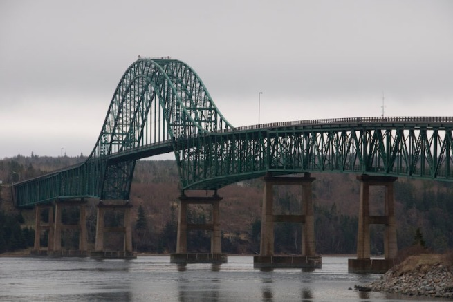 bridge cape breton