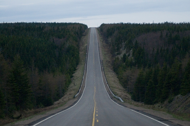 cabot trail road
