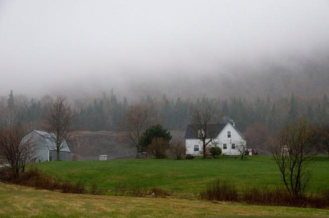 cape breton house