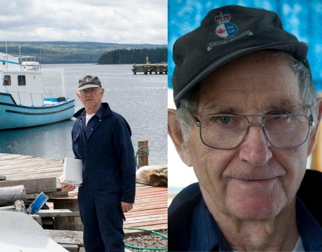 cecil young in springdale boat repairman