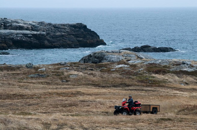 channel-port aux Basque quad