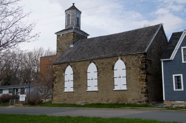 st patrick church