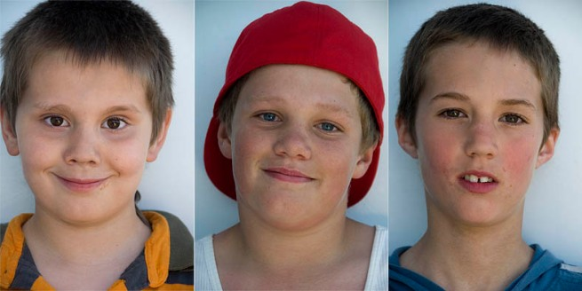 faces of the day oldhouse cove