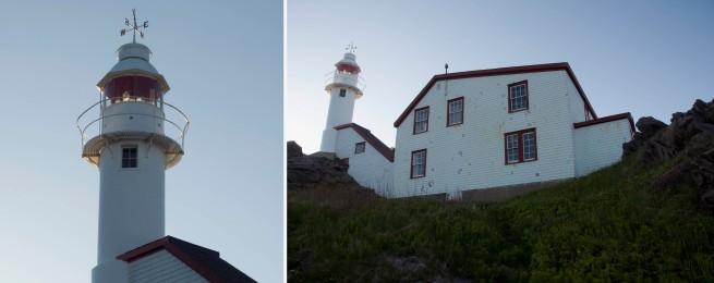 lobster head cove lighthouse