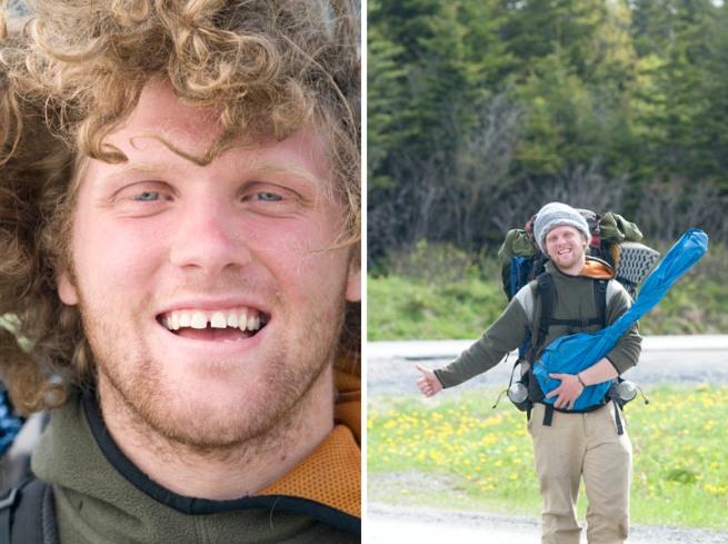martin the hitch hiker