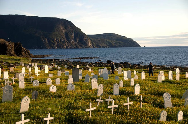 norris point cemtery
