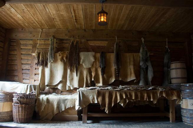 port royal fur room