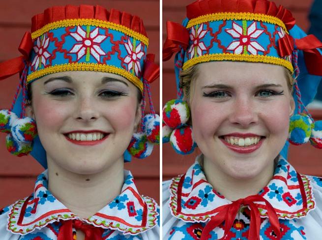 vegerville faces 2