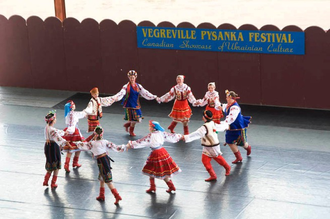 vegreville Ukrainian Pysanka Festival _4