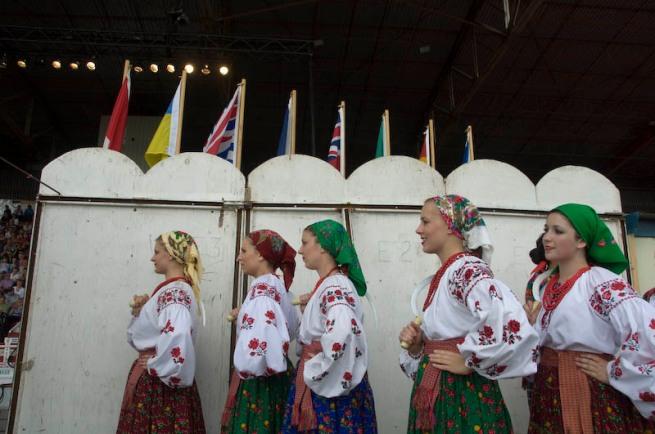 vegreville Ukrainian Pysanka Festival