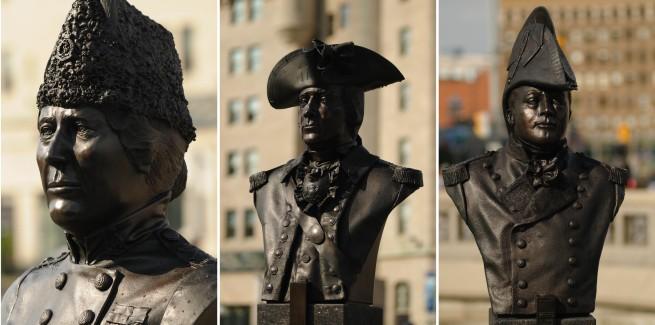 busts of ottawa