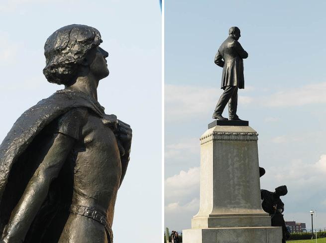 statues par hill