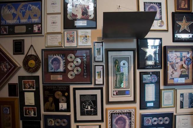 Tim Van Horn, Shania Twain Museum Timmins