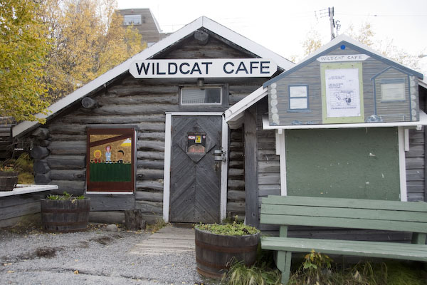 the wild cat cafe in yellowknife
